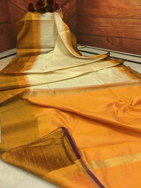 Latest Exclusive Designer Dupion Silk Saree DP4017