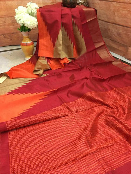 Latest Bollywood Designer Dupion Silk Saree DP4026