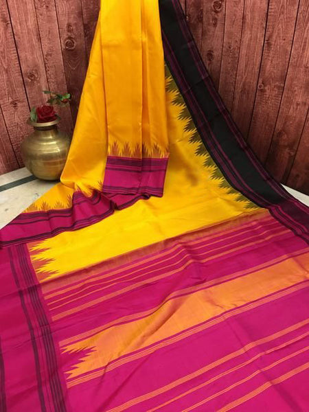 Ethnic Designer Dupion Silk Saree DP4067