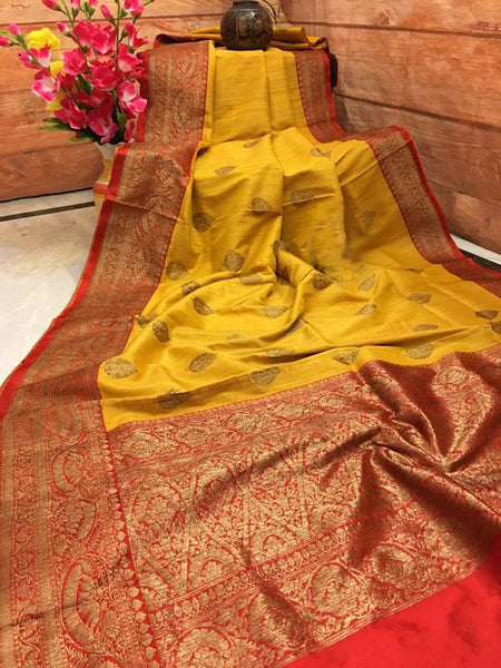 New Bollywood Designer  Kanchipuram Silk Saree KC6016