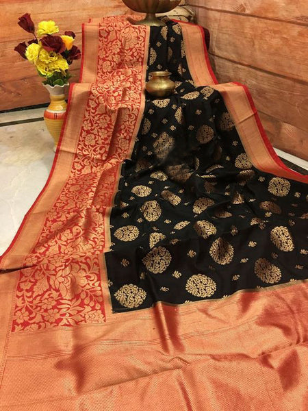 Beautyfull New Bollywood Designer  Kanchipuram Silk Saree KC6021