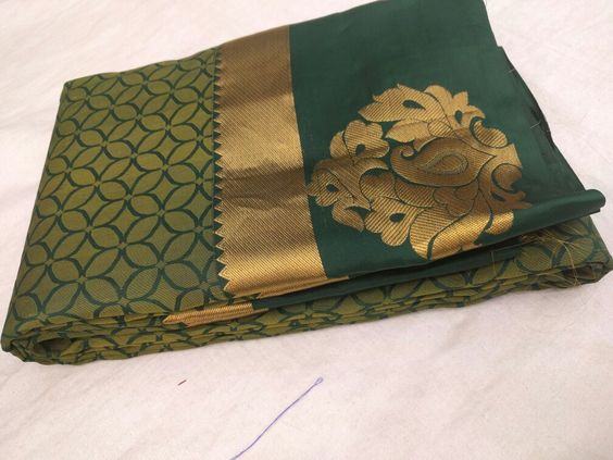 Awesome Bollywood Designer Kanjivarm Silk Saree KJ5084