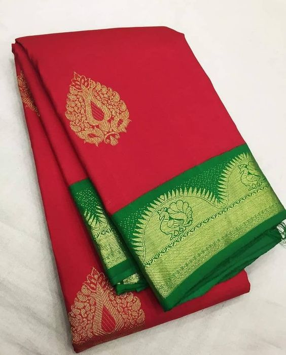 Awesome Bollywood Designer Kanjivarm Silk Saree KJ5092