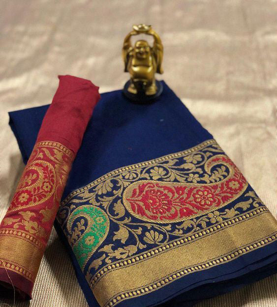 Awesome Bollywood Designer Kanjivarm Silk Saree KJ5099