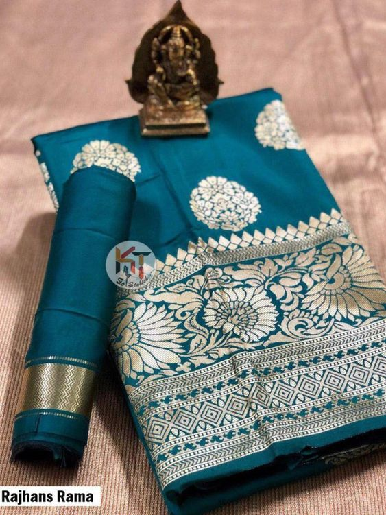 Awesome Bollywood Designer Kanjivarm Silk Saree KJ5134