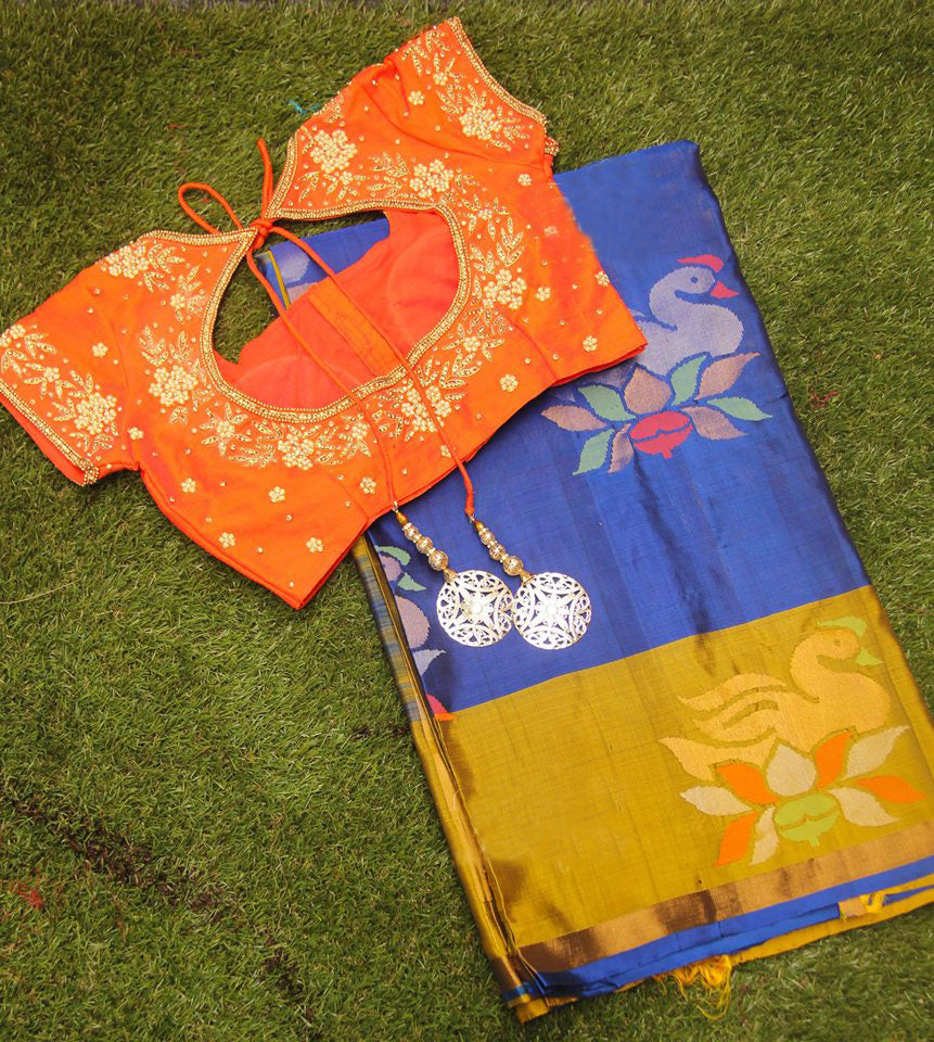 Awesome Bollywood Designer Kanjivarm Silk Saree KJ5239