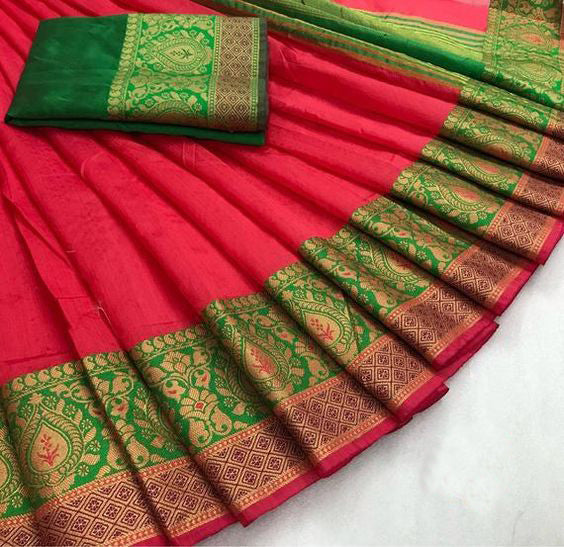 Awesome Bollywood Designer Kanjivarm Silk Saree KJ5267