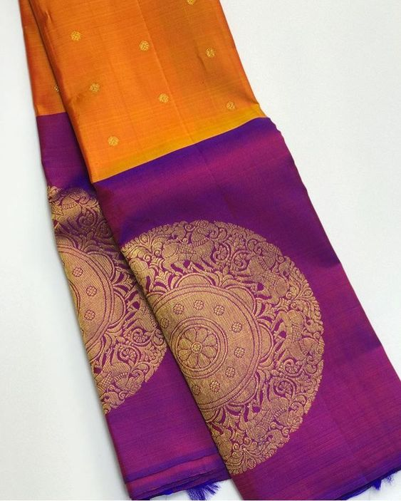 Awesome Bollywood Designer Kanjivarm Silk Saree KJ5332