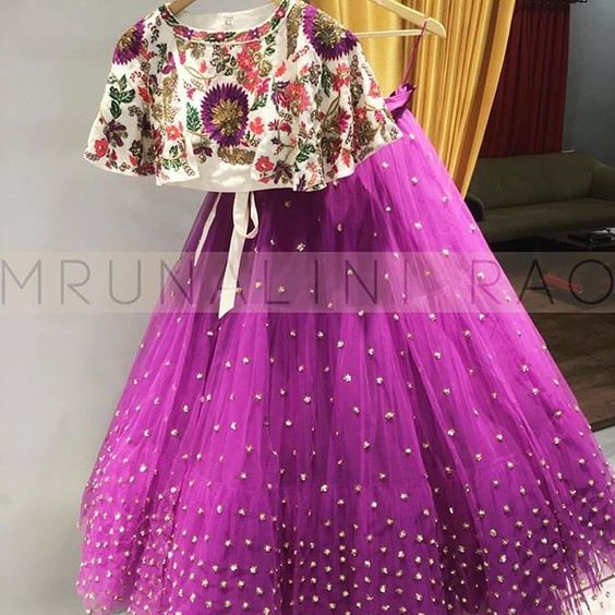 New Collection Of Designer Party Wear Net With Embroidery Work Lehenga Choli  MDL1579
