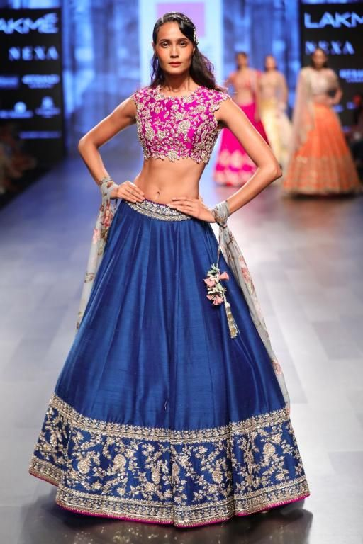 Awesome Designer Party Wear Taffeta Silk With Embroidery Work  Lehenga Choli  MDL1659