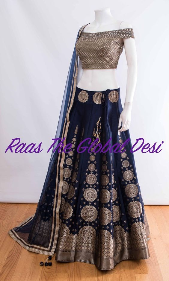 Exquisite Collection Of Designer Party Wear Heavy Jacquard Work Lehenga Choli  MDL1799