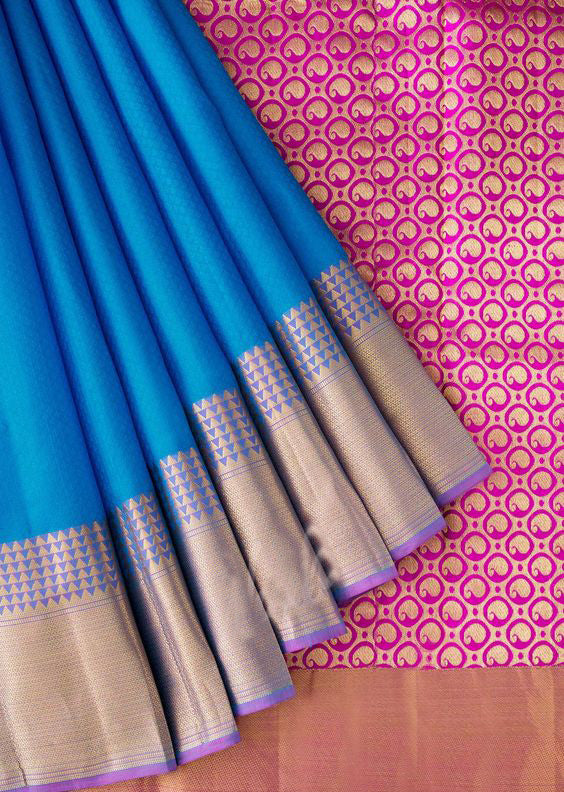 New Collection Of Designer Maheshwari Silk Saree MH9004