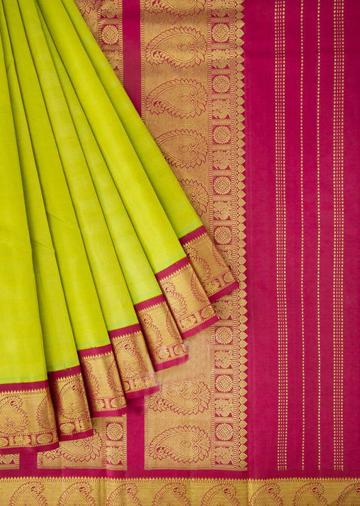 New Collection Of Designer Maheshwari Silk Saree MH9058