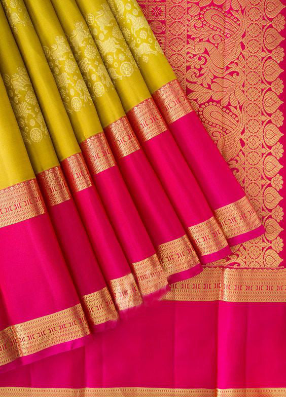 New Collection Of Designer Maheshwari Silk Saree MH9080