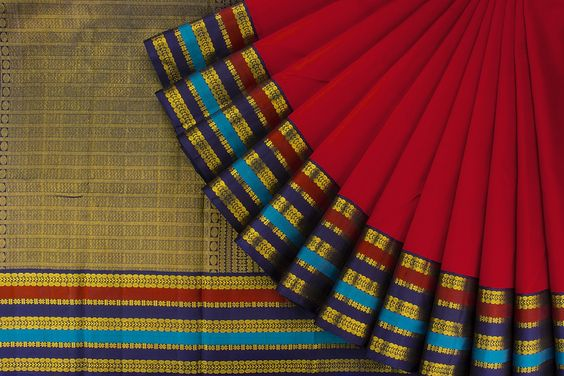 Awesome Bollywood Designer Raw Silk Saree RS3002