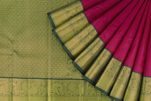 New Designer Latest Collection Of Raw Silk  Saree RS3033