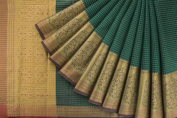 New Designer Latest Collection Of Raw Silk  Saree RS3035