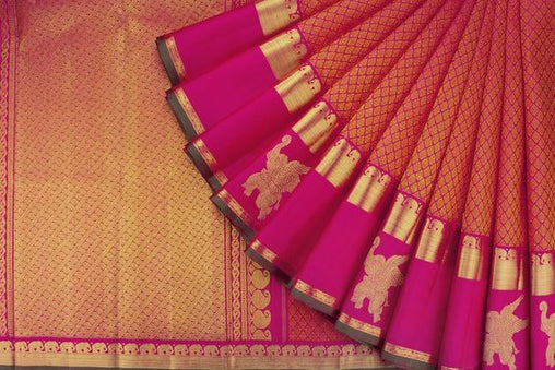 New Designer Latest Collection Of Raw Silk  Saree RS3055