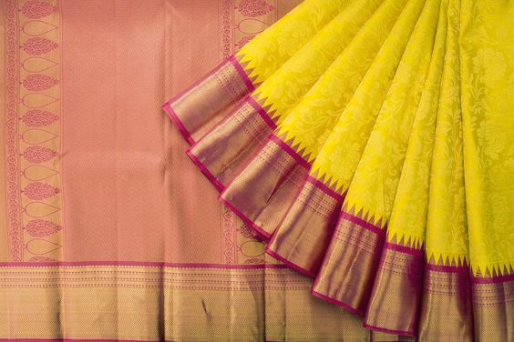 New Designer Latest Collection Of Raw Silk  Saree RS3057
