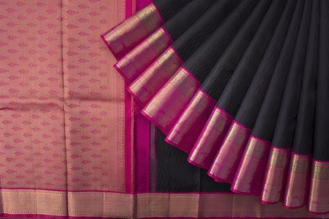 New Designer Latest Collection Of Raw Silk  Saree RS3064
