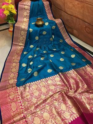 New  Best Collection Of Designer  Soft Silk Saree SS8034