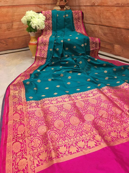 New  Best Collection Of Designer  Soft Silk Saree SS8038