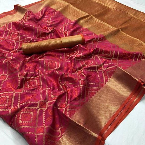 Best Collection Of Designer Soft Silk Saree SS8103