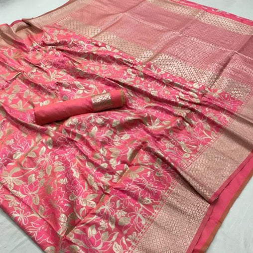 Best Collection Of Designer Soft Silk Saree SS8152