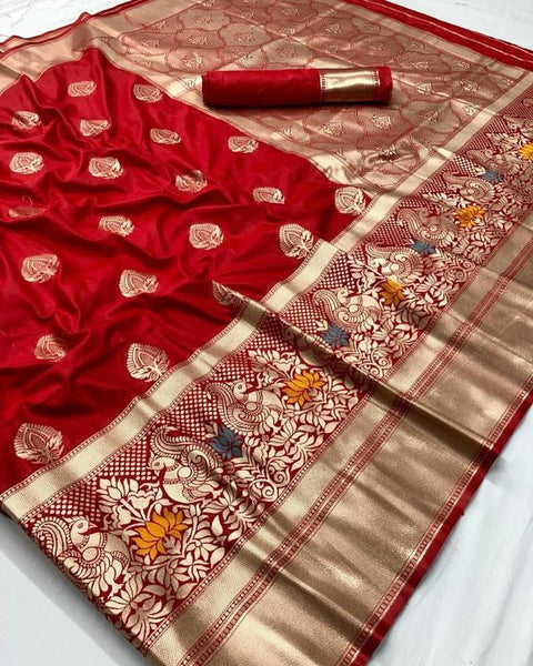 New Best Collection Of Designer  Soft Silk Saree SS8229
