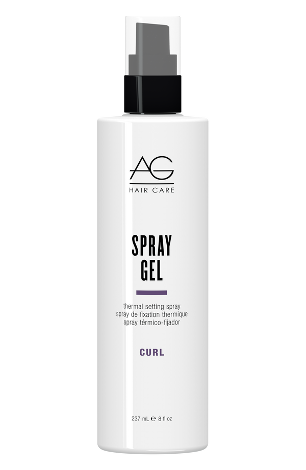 SPRAY GEL THERMAL SETTING SPRAY