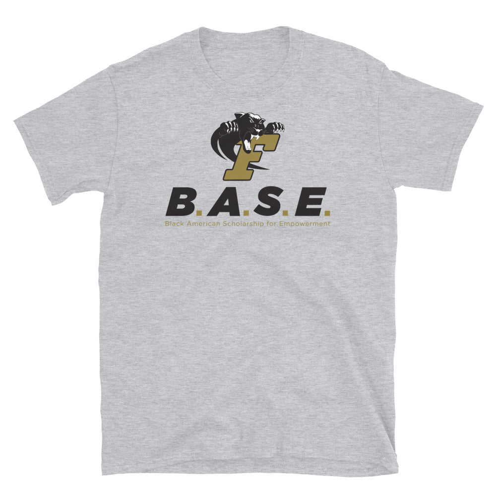 Ferrum College B.A.S.E. T-Shirt (Full Color Logo)