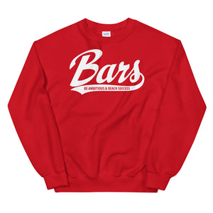 Bars Sweatshirt (Assorted Colors)