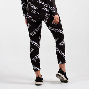 LEGGINS BLACK TERRICOLAS