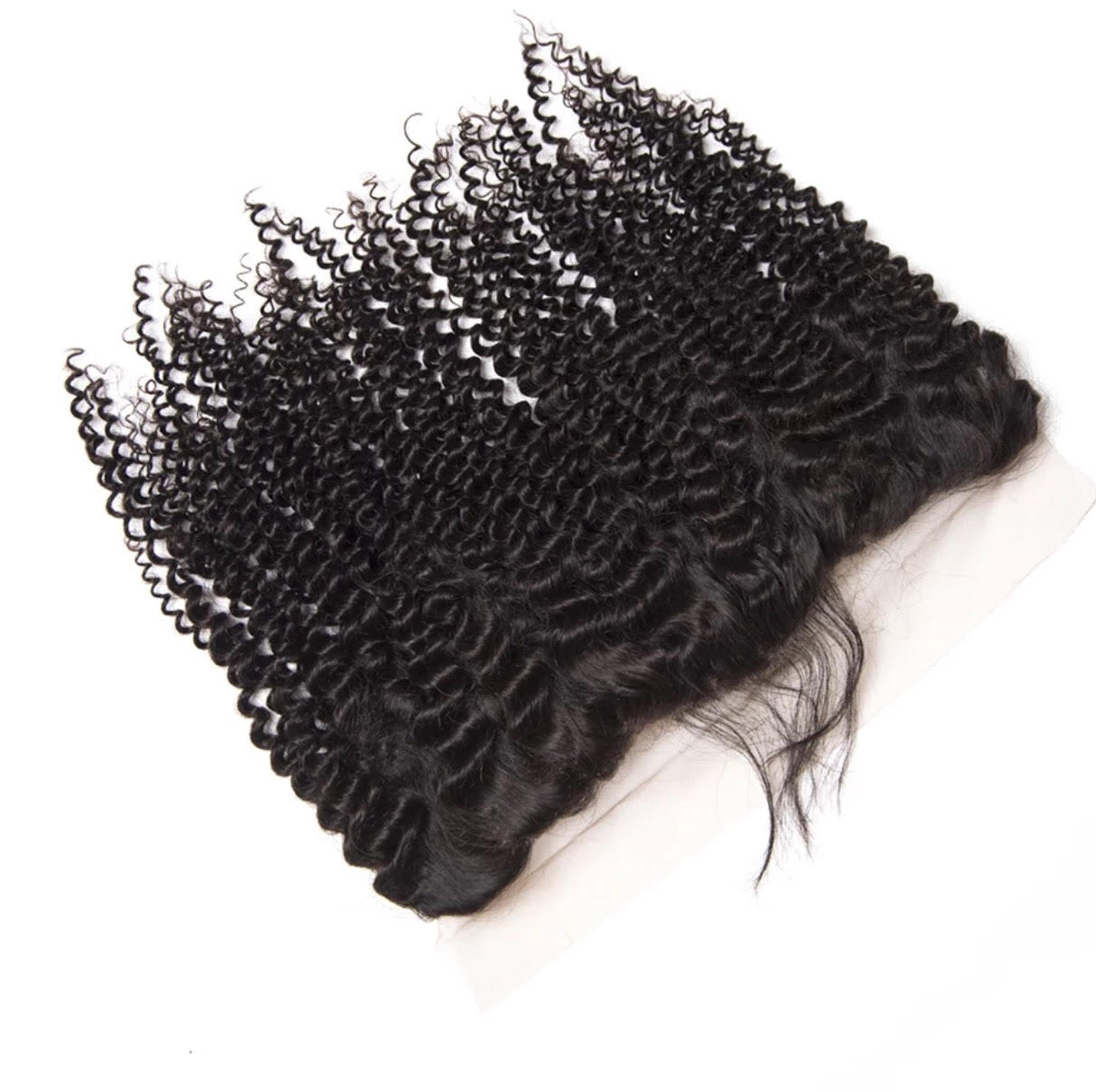 Frontals - Tropical, Kinky Curly and Kinky Straight
