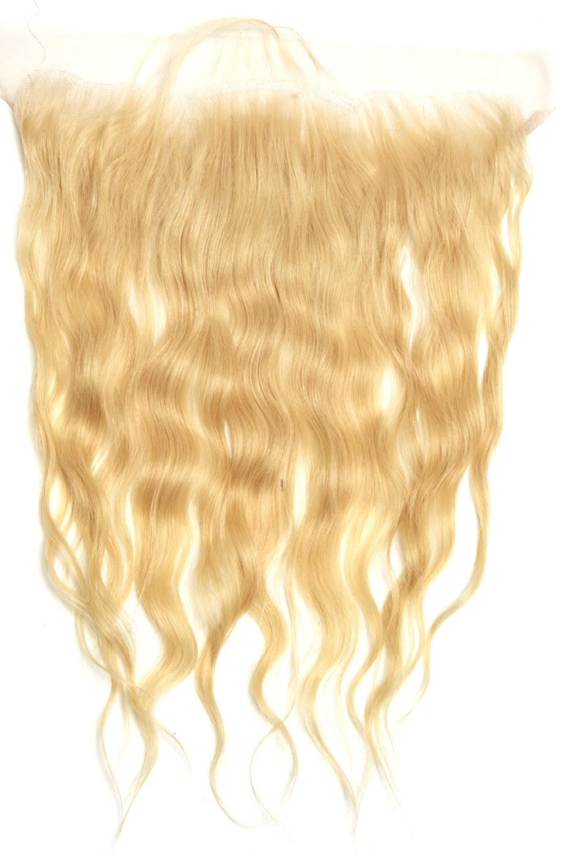 100% Raw Premium Blonde Frontal