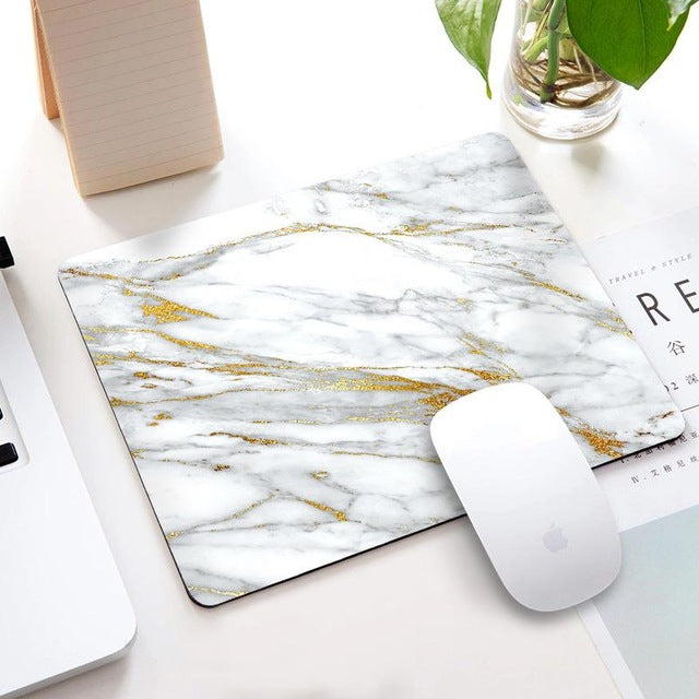 Marble Mouse Pad - Best Year Planning