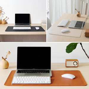 Leather Desk Mat - Best Year Planning
