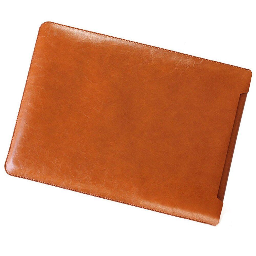 Leather Laptop Sleeve - Best Year Planning