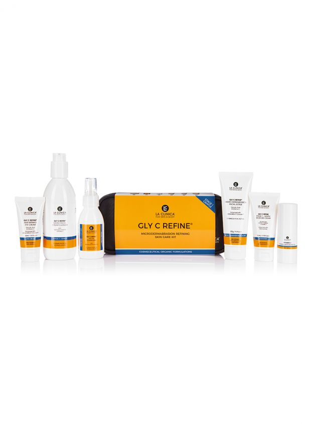 Micro Dermabrasion Gly C Refine Kit - Gentle 5%