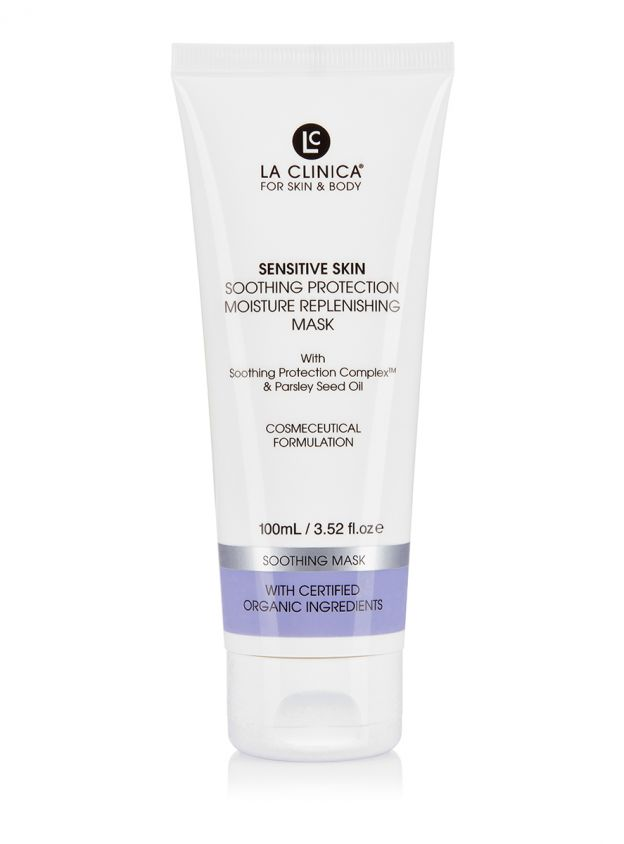 Sensitive Soothing Protection Moisture Replenishing Mask