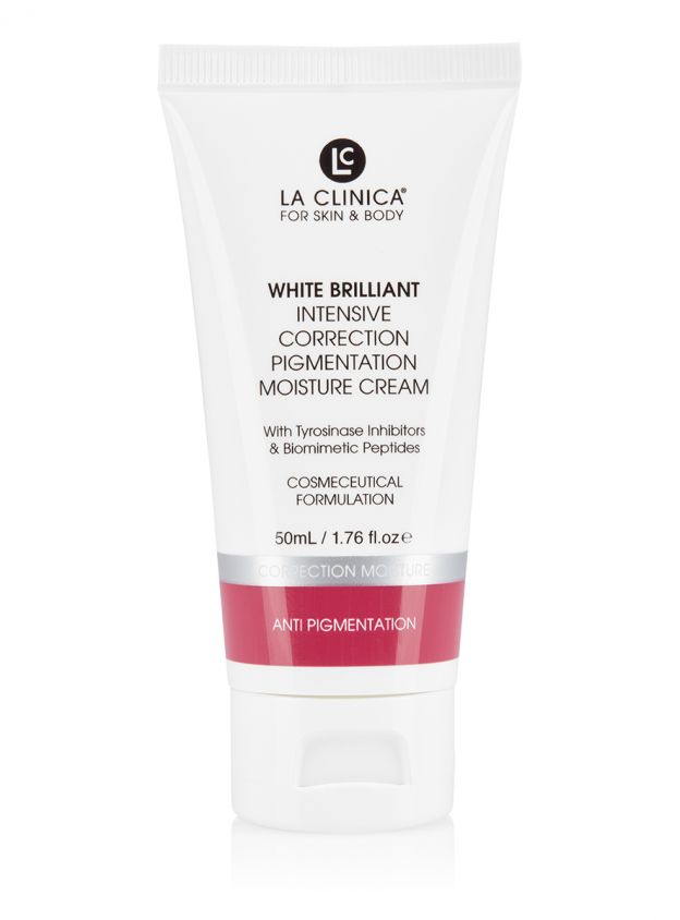 White Brilliant Intensive Correction Moisture Cream