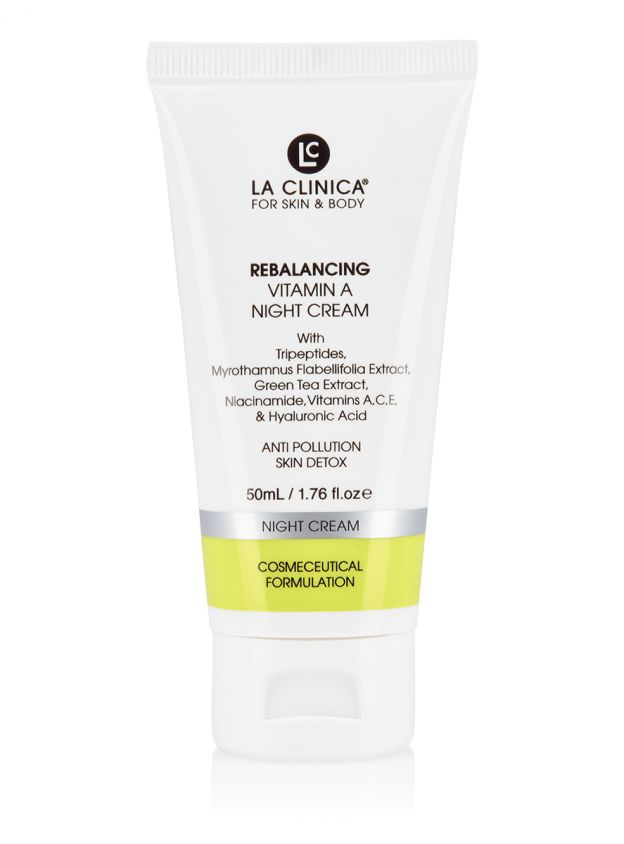 Rebalancing 'Vitamin A' Night Cream
