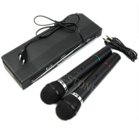 Professional Wireless Microphone System - ciddtechnology