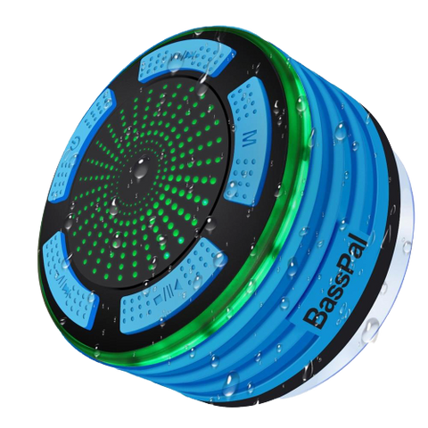 Waterproof Shower Speaker - ciddtechnology