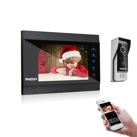 WiFi Smart Video Intercom - ciddtechnology