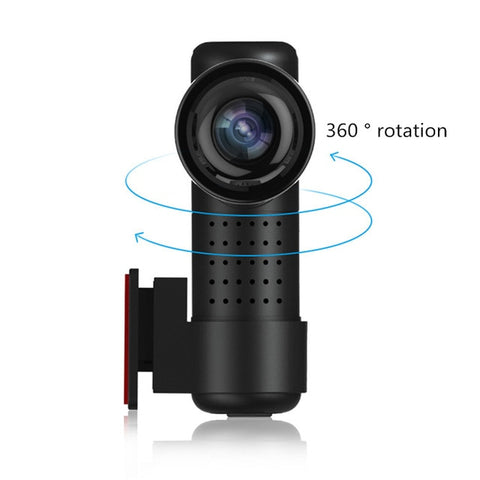 Wireless Dash Cam with Night Vision - ciddtechnology