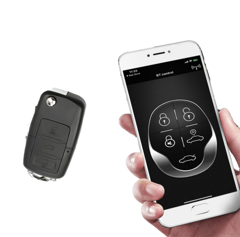 Smart Car Control System - ciddtechnology