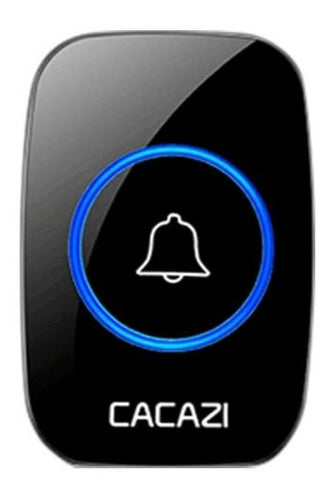CACAZI Wireless Waterproof Doorbell - ciddtechnology