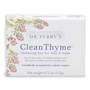 Dr. Perry's CleanThyme® Cleansing Bar