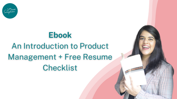 An Introduction to Product Management (ebook)